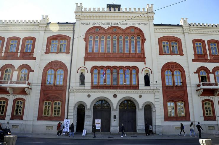 Beogradski univerzitet Rektorat_061016_ foto Predrag Dedijer 0025