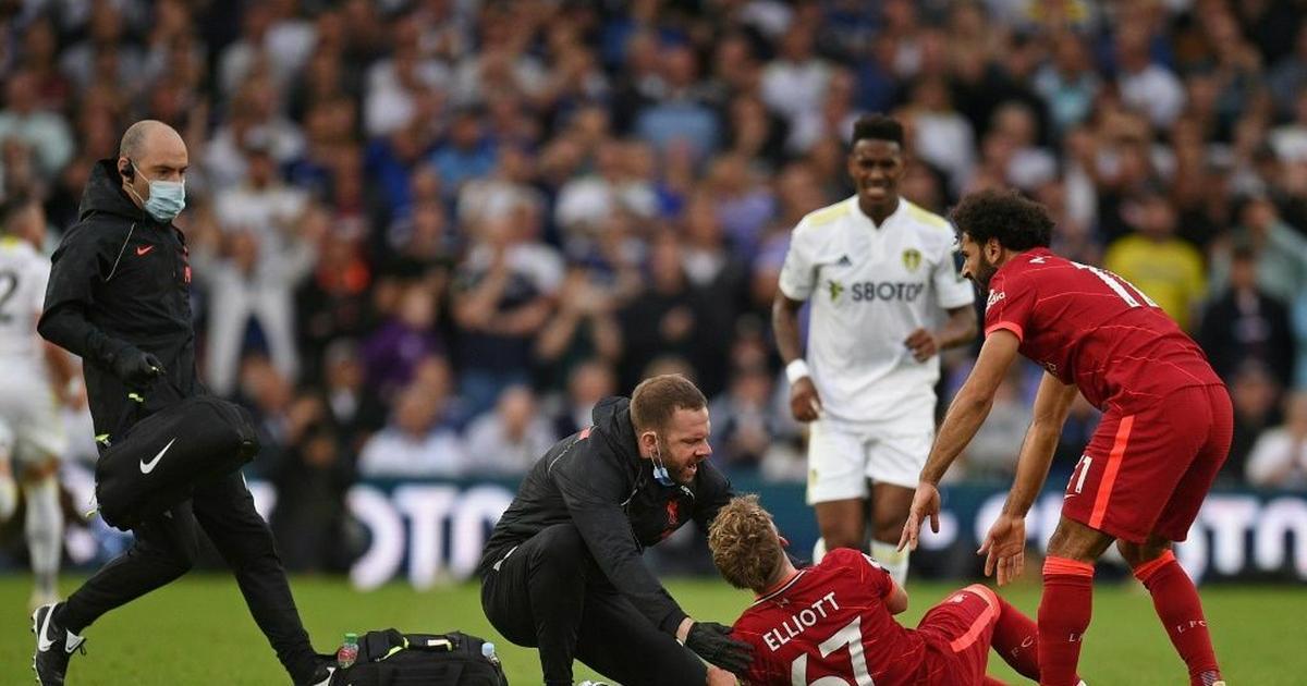 Liverpool expect injured Elliott to play again this season