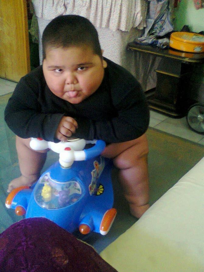 Muhamed teži 120 kg