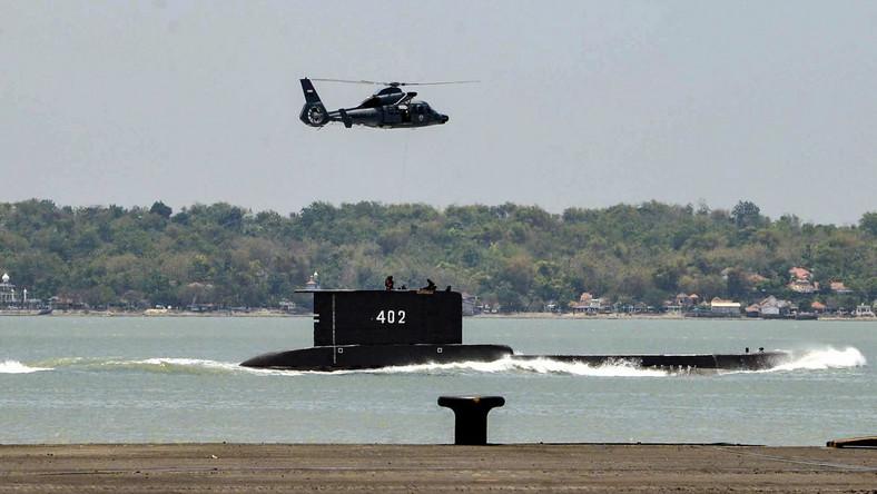Indonezyjski okręt podwodny