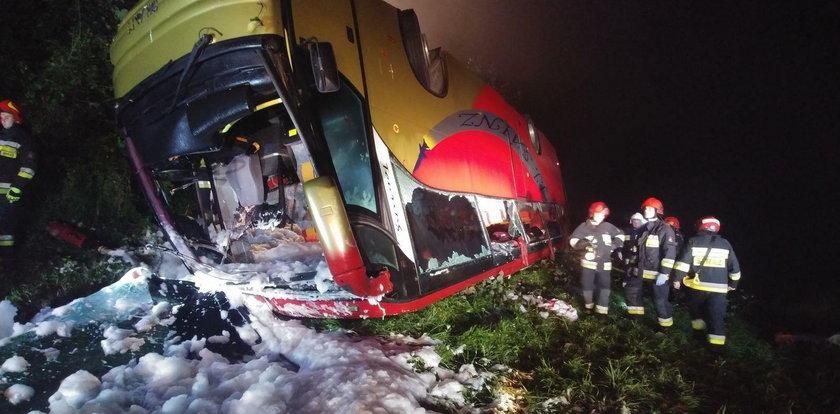 To był koszmar. 3 osoby zmarły, 50 rannych. Kierowca usłyszał wyrok