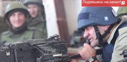 Znany aktor strzelał do Ukraińców. Jest poszukiwany!