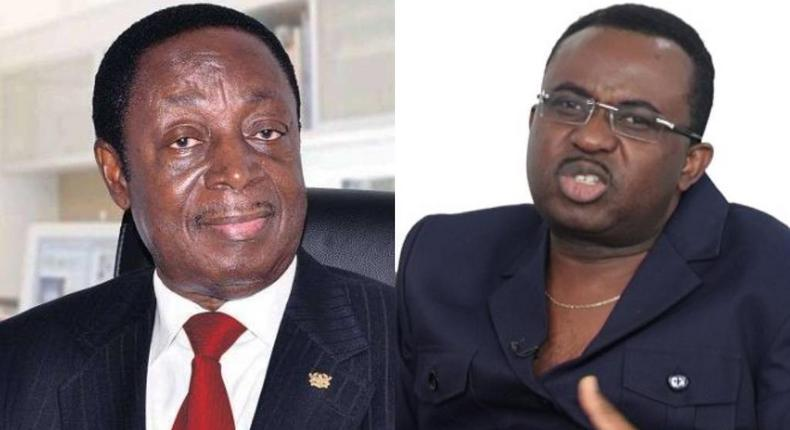 Dr Duffour 'dishonestly' paid GH¢35 million from UniBank to buy shares from GOIL, here are the charges against him, 8 others