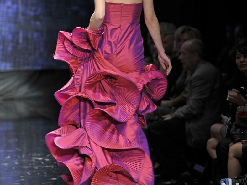 Ta suknia Rosati zrobiła furrorę
