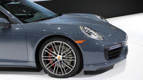 Porsche 911 Turbo i Turbo S - legenda w nowej odsłonie (Detroit 2016)