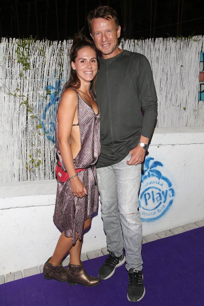 Wojciech Błach i Agnieszka Giza są razem od ponad 5 lat. Mają niespełna czteroletniego synka Jeremiego
