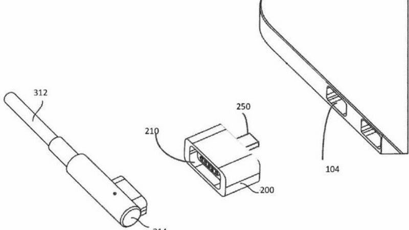 Apple szykuje powrót złącza MagSafe?