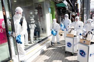 210 nowych przypadków koronawirusa w Korei Południowej. Powodem pielgrzymki do Wuhanu?