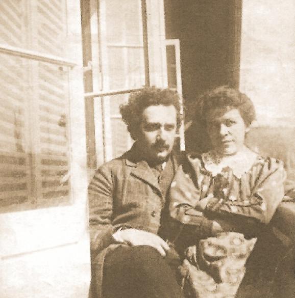 Dani ljubavi: Albert i Mileva u Bernu