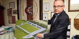 W Krakowie powstanie kolejny stadion. Ale na razie...