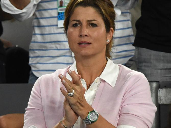 Ni nalik na druge žene tenisera: Evo kako Mirka slavi Federerov povratak na vrh!