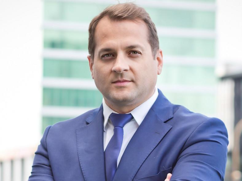 Krzysztof Gołaszewski, radca prawny