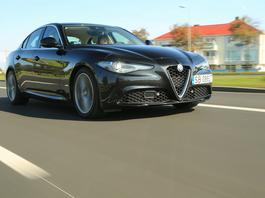 Używana Alfa Romeo Giulia - kochaj, albo... zachowaj spokój