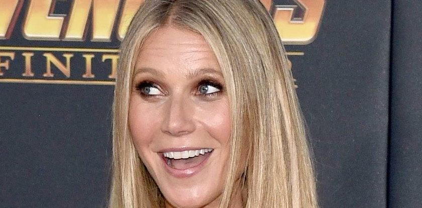 Gwyneth Paltrow rozebrała się na urodziny
