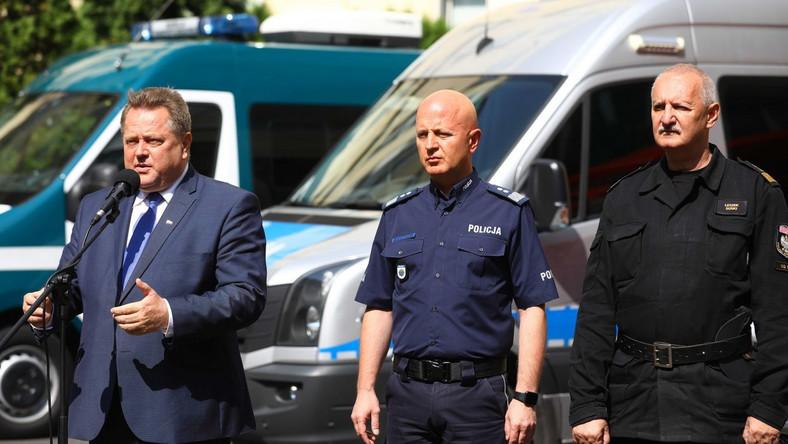 Briefing podsumowujący wakacje na polskich drogach