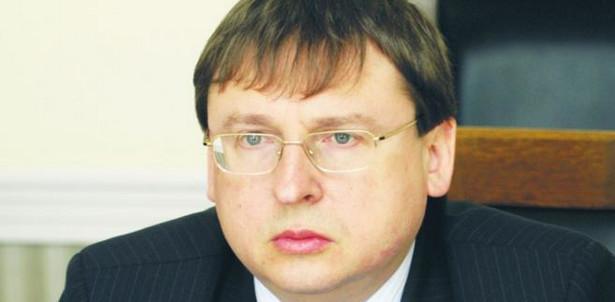 Adam Tochmański, dyrektor dementu systemu płatniczego NBP