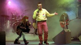Tak wyglądały koncerty Wielkiej Orkiestry Świątecznej Pomocy w latach 90.
