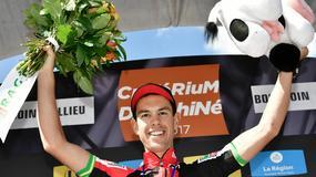 Criterium du Dauphine: Richie Porte wygrał czasówkę, Thomas De Gendt nadal liderem