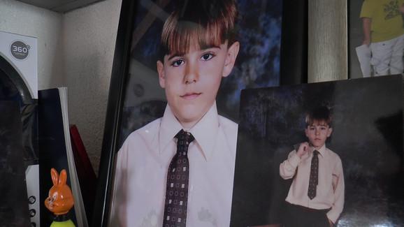 Mali Radenko preminuo je pre godinu dana