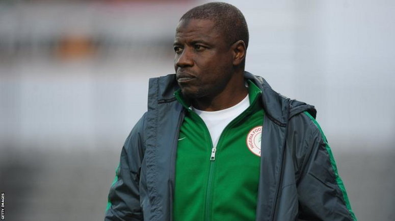 Salisu Yusuf is back after serving his one-year ban from football