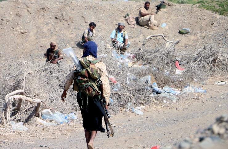 Jemen, EPA -  STRINGER