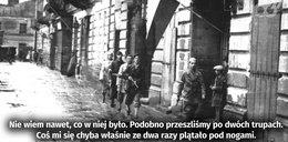 Wzruszające cytaty z Powstania Warszawskiego