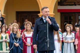 Prezydent: Polska odnawia się i zyskuje piękną twarz