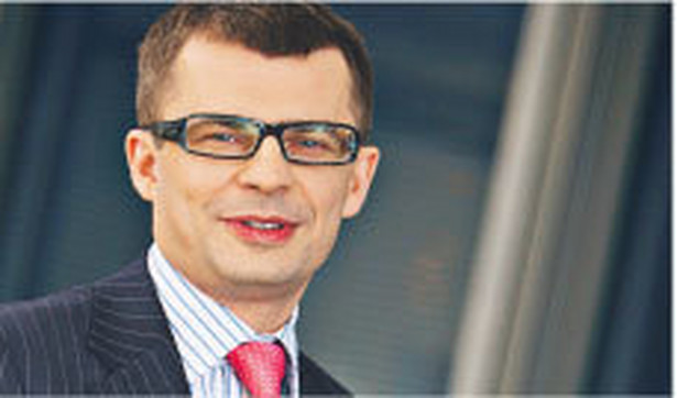 Robert Pasternak, partner i radca prawny w Deloitte Legal, Pasternak i Wspólnicy Kancelaria Prawnicza Fot. Arch.