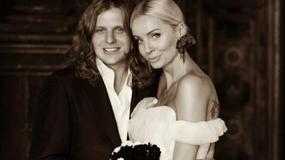 Pierwsze oficjalne zdjęcia ze ślubu Szulim i Staraka. Jaka piękna suknia!