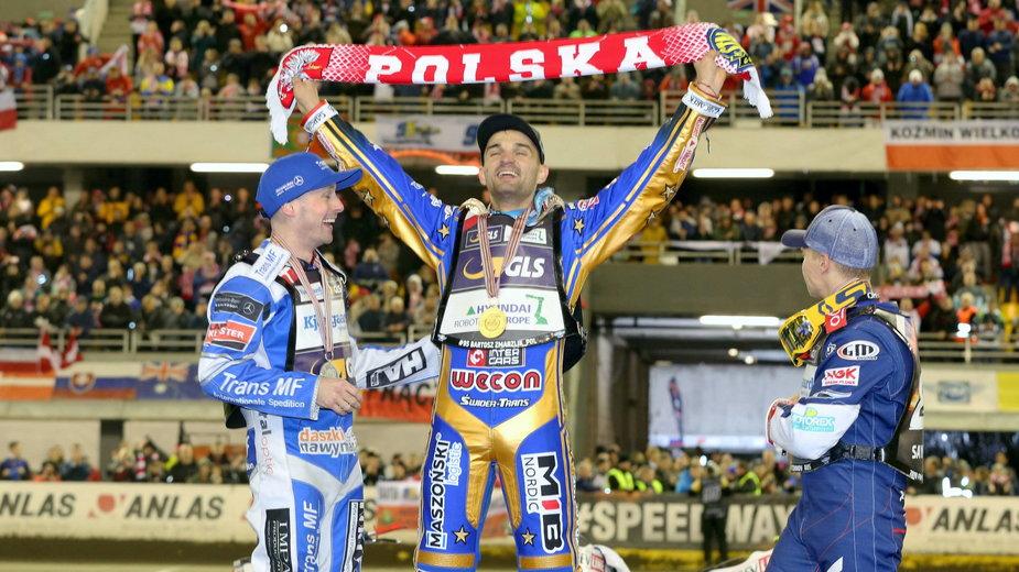Grand Prix Toruń, Bartosz Zmarzlik