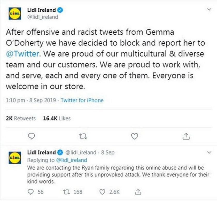 Irlandia: Zagrali w reklamie Lidla i padli ofiarą rasistów