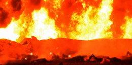 85 zabitych w wybuchu rurociągu w Meksyku