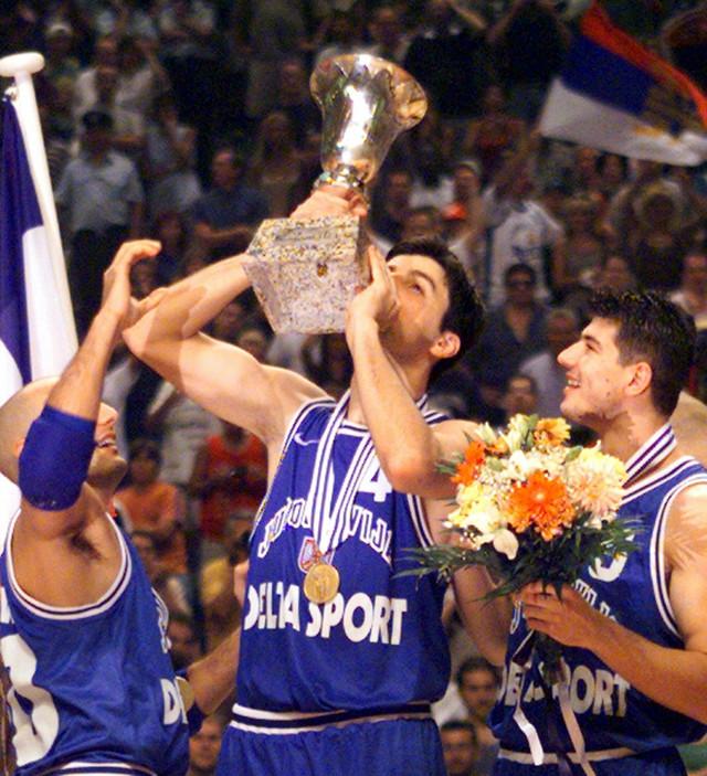 Košarkaši Atina 1998, SP, Dejan Bodiroga