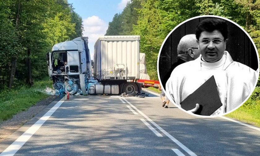 Tragedia w Rybnikach. Nie żyje ks. Arkadiusz