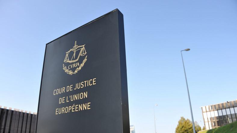 TSUE Europejski Trybunał Sprawiedliwości