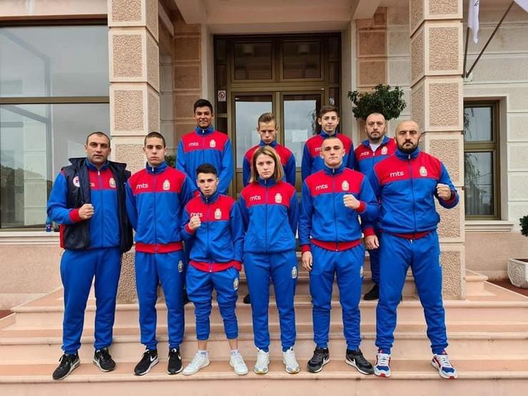 Mlada boks selekcija Srbije