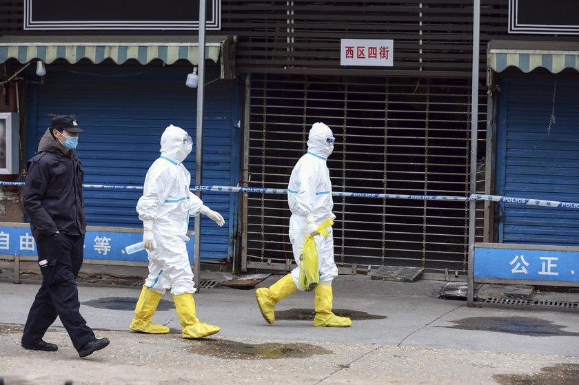 """Koronawirus. Nowa fala zachorowań w Chinach. """"Największa zaraza zaraz po Wuhan"""""""