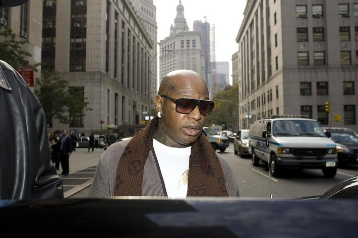 "4. Bryan ""Birdman"" Williams (110 mln dolarów)"