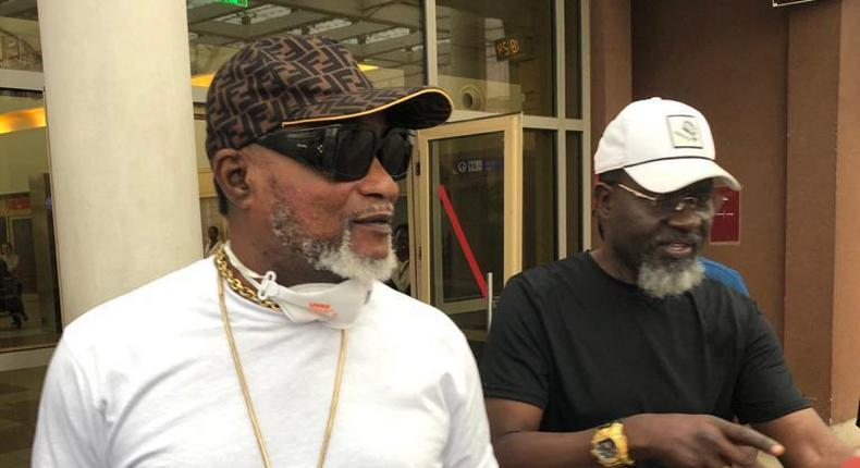 Koffi Olomide in Nairobi days after Government lifted deportation order