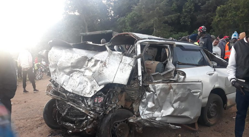Here's the number of Ghanaians that died through road accidents in 2019