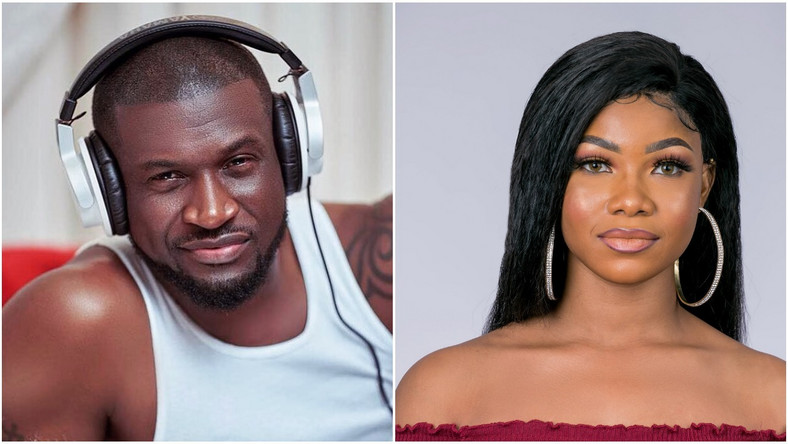 Peter Okoye is canvassing for more votes for Tacha and wants her to win BBNaija Pepper Dem.[Instagram/Multichoice NG]