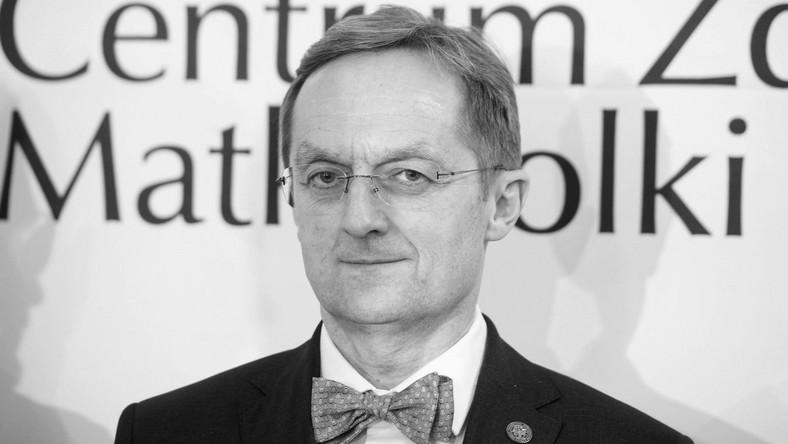 Prezes elekt Polskiego Towarzystwa Ginekologii i Położnictwa, prof. Wojciech Rokita