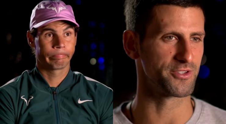 Nadal i Đoković