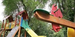 Idotytzm! Rząd płaci za place zabaw w kolorach PO