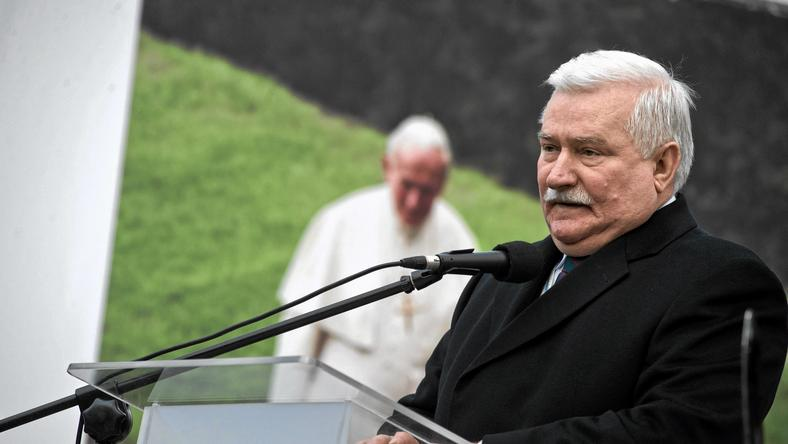 Lech Wałęsa, fot. Filip Klimaszewski / Agencja Gazeta