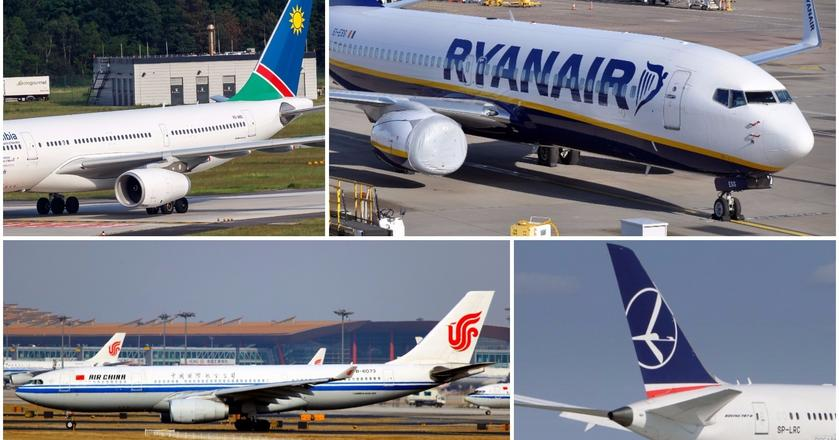 Co oznaczają logotypy linii lotniczych?