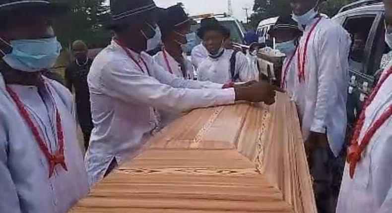 Ada Jesus laid to rest in Imo state [TopNaijaBlog]