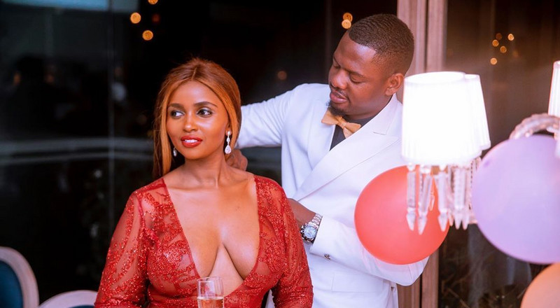 Ben Pol opens up on how he met his fiancée Anerlisa Muigai