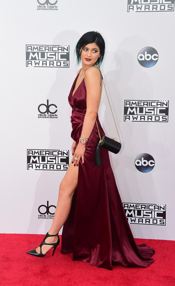 Kylie Jenner w 2014 roku