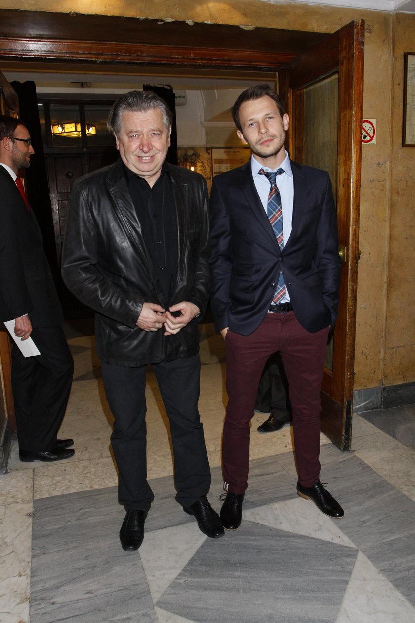 Stanisław i Mateusz Banasiukowie